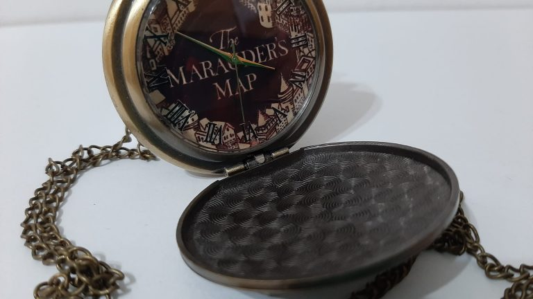 Reloj de Harry Potter
