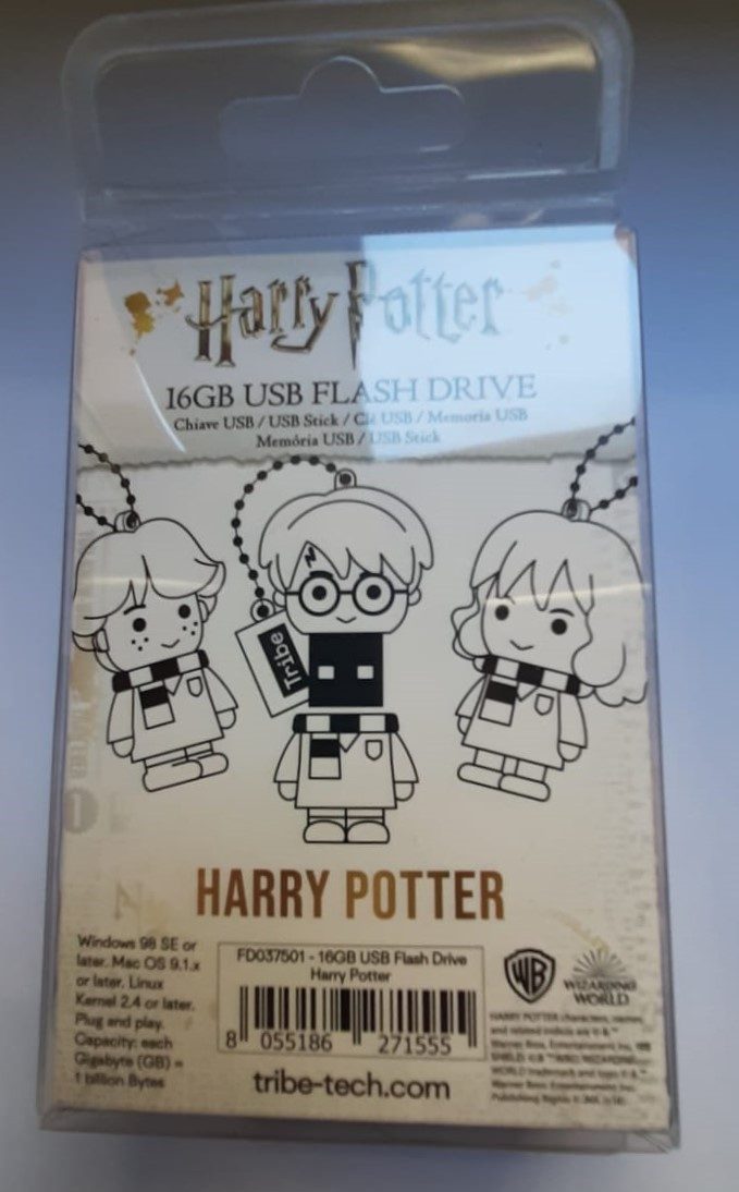 pendrive de Harry Potter