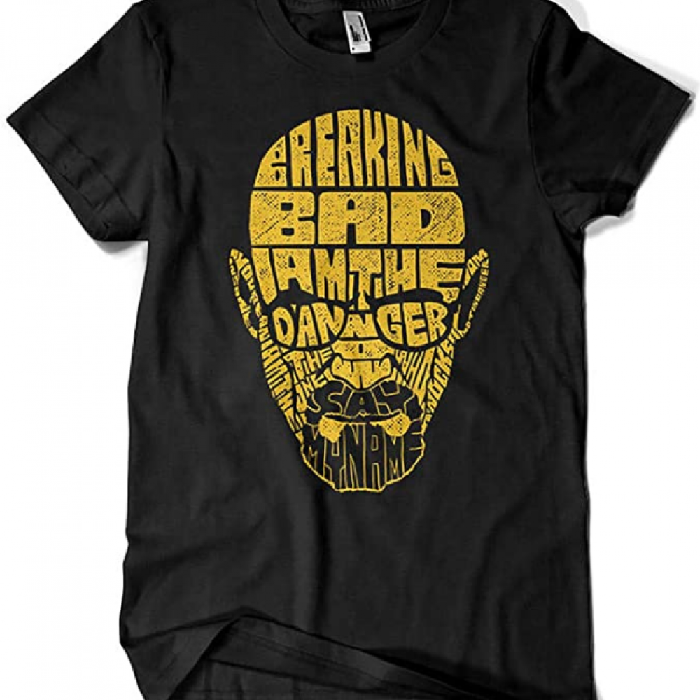Camiseta breaking bad amazon